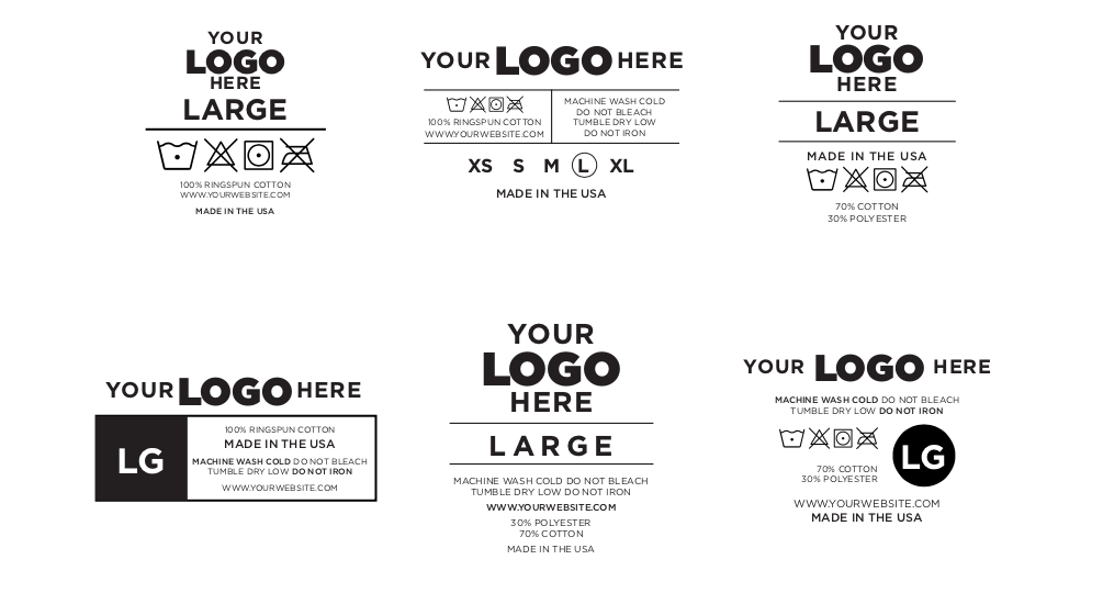 various-designed-printed-neck-label-templates